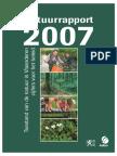 Natuurrapport 2007. Toestand van de natuur in Vlaanderen