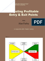 Entry & Exit Points