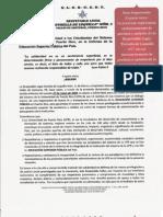 Declaración Solidaridad Estudiantes UPR 2010