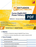 Curso DigSILENT Junio 2016 - M1 - Base de Datos