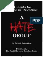 Islamic Apartheid