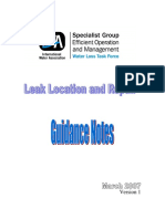 IWA Leak Detection and Repair_Guidance Notes