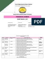RPT Pendidikan Jasmani 4