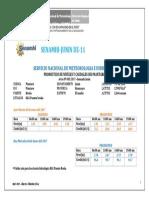 Pronostico Hidrologico Mantaro 04-01-2017