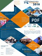 Pre Forum Brochure 2016