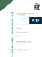 Mineria Del Oro Epoca Colonial