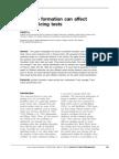 Portfolio Formation Can Affect Asset Pricing Tests