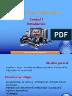 Unidad 1 Introduccion a La Informatica