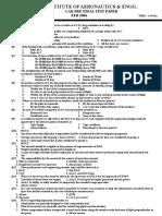 Car Final Test Paper