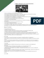 Logros Del Primer Gobierno Del Dr Alan García