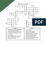 U4 Money Crossword