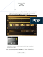 Digitizing With the Patch Bay