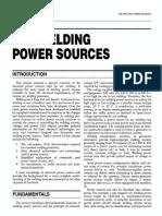 AWS WHB Power Sources