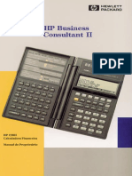 Manual Hp 19b II