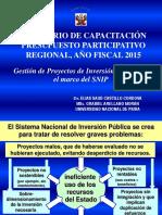 Seminario de Capacitacion PIP