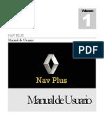 Manual Media Nav Plus