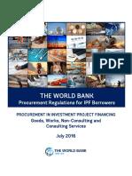 Procurement Regulations_WB