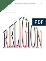Plan de Religion.2006 -2