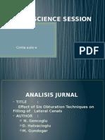 Case Science Session Psa