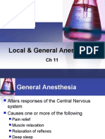 local   general anesthetics