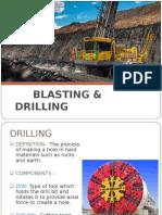 Blasting & Drilling Equipments