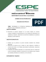 Informe de Motor de Induccion 1