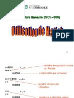Utilisation Math Lab
