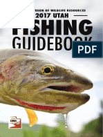 2017 Utah Fishing Guidebook