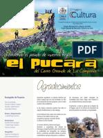 El Pucará Del Cerro Grande de La Compañia