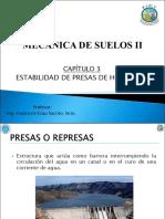 Capítulo 3 - Estabilidad de Presas de Hormigon