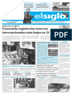 Edición Impresa El Siglo 04-01-2017