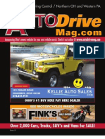 Auto Drive Magazine - Issue 13