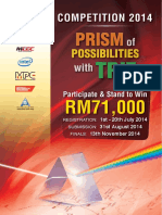 MyTRIZ Competition 2014