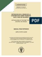 Tablas Retencion 2014