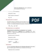 combinatoria matematica