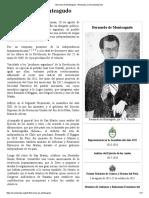 Bernardo de Monteagudo - Wikipedia