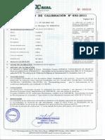 1.- Balanza de 30 Kg. Aprox 1 g. 692-2011