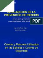 3. Señalización en Prevención de Riesgos