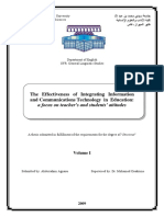 Agnaou / PhD Dissertation (Volume I)