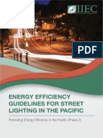 Energy Efficiency Guidelines for Street Lighting in the Pacific (3)