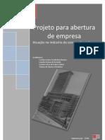 Projeto Empresa Construção Civil