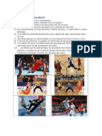 10 Reglas Del Handball