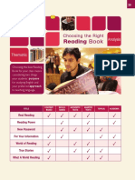 Choosing the Right Reading Book
