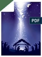 Plakat Božić