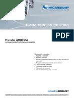 Encoder WDGI 58A