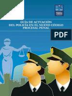 Guia de Actuacion Del Policia - Ncpp