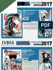 Proximas Novedades Ivrea - Enero 2017
