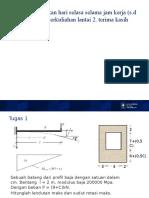 p.13-14 lendutan (TUGAS)