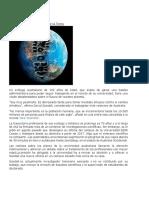 Salvar Al Planeta Información Enviada a Los Estudiantes Por María Angélica Silva Profesora de Fisica
