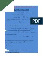 Equation de La Physique Mathématique